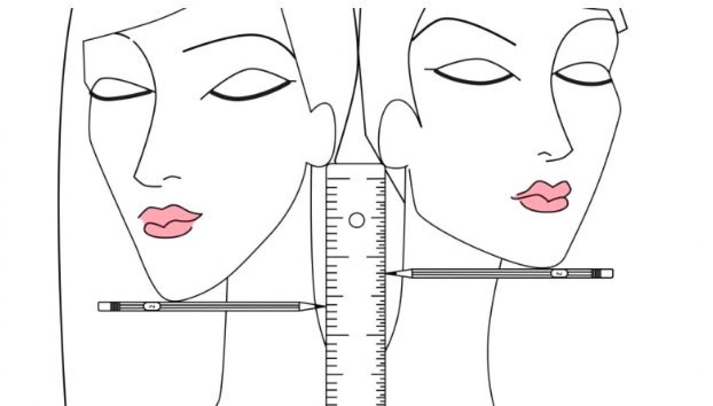 Egy ceruza és egy vonalzó segítségével bárki eldöntheti, hogy jól áll-e az arcformájához a rövid haj