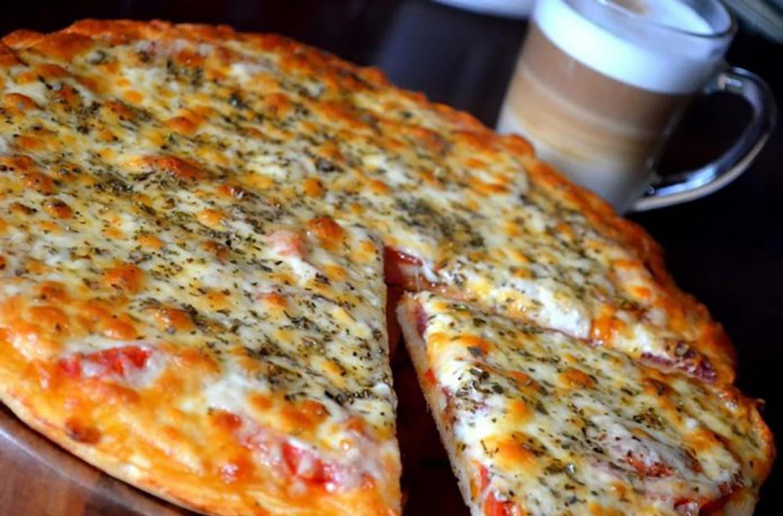 Amikor megkóstoltam ezt a pizzát, azonnal el is kértem a receptjét