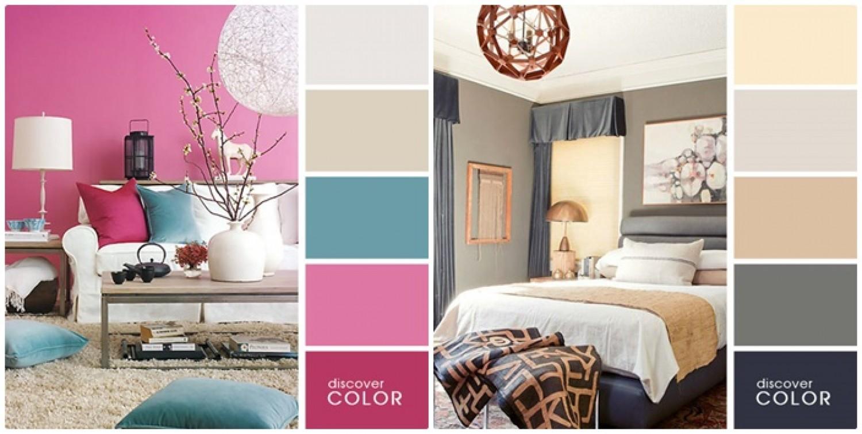 20 ideális lakásbelső-színkombináció. Ha a színekre odafigyelsz, különös hangulatot teremthetsz.