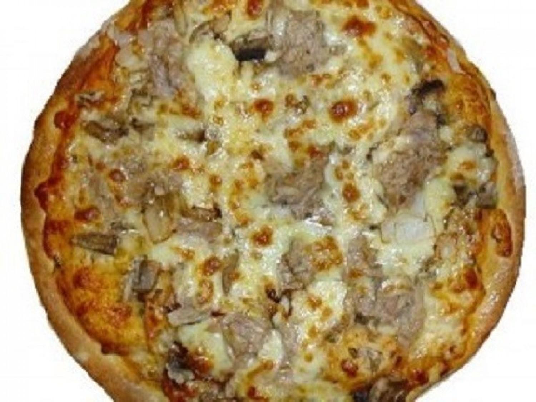 """Tegnap az albán pékségben vásárolt a kislányom egy pizzát, és majndem megette, a hozzáadott """"meglepetést is"""""""