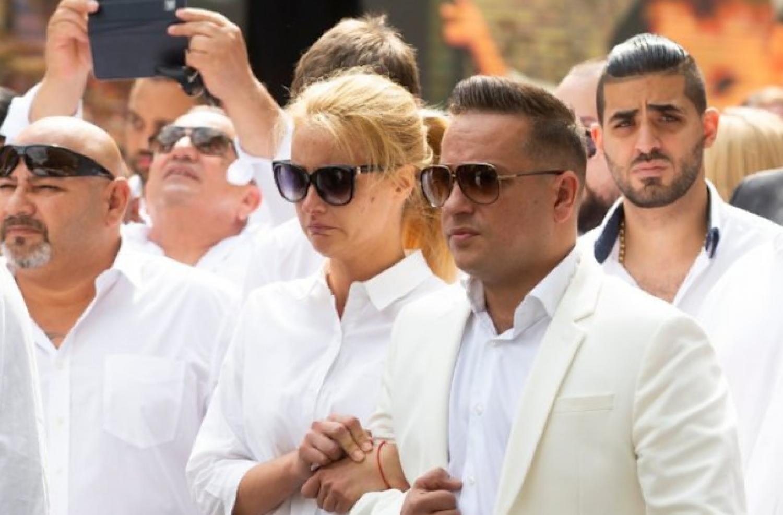 A temetés után elült L.L. Junior és volt párja, Csilla közötti vita - megállapodnak a legfontosabbról