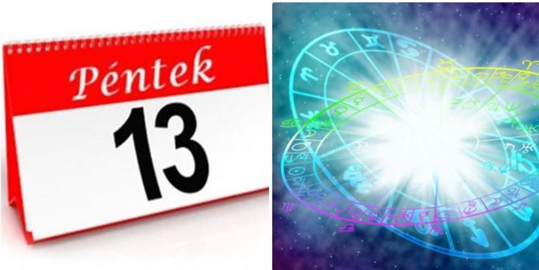 Horoszkóp: péntek 13. - van akinek kifejezetten jót ígér a babonások által rettegett nap