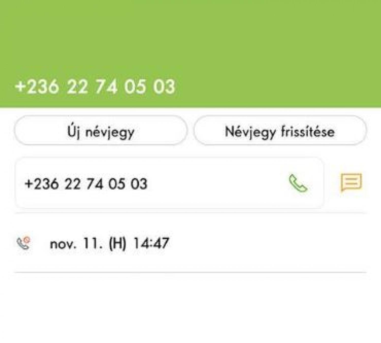 Ha ez a szám hív, ne vedd fel: 2000 euróba kerülhet egyetlen hívás