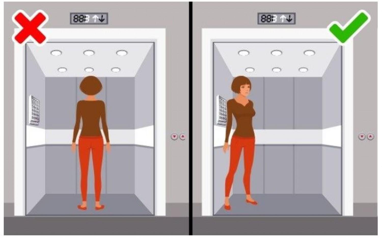Minden nőnek tudni kellene: így szállj be a liftbe, ha egyedül vagy!