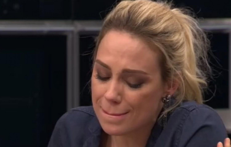 Kiss Ramóna nem tudott megszólalni a sírástól a Reggeliben