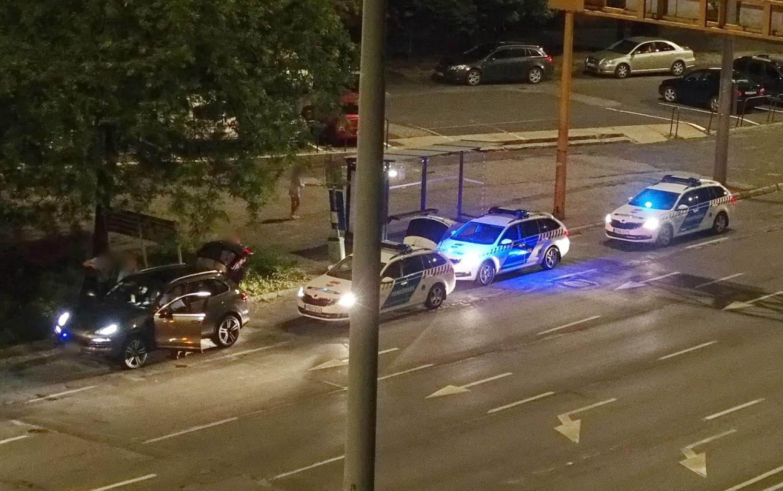 Most érkezett: Kettős emberölés Budapest belvárosában
