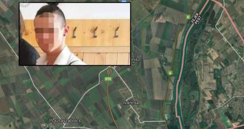 Tragikus hír jött az egy hete eltűnt 18 éves erdőkertesi fiúról