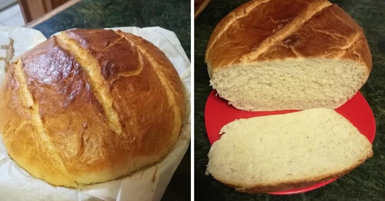 Házi kenyér - Ez elsőre is sikerülni fog!