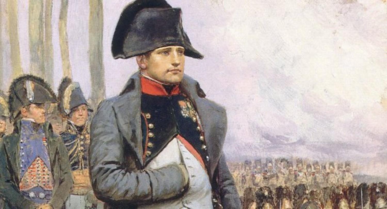 Ezért hordta Napóleon elfordítva a kalapját!