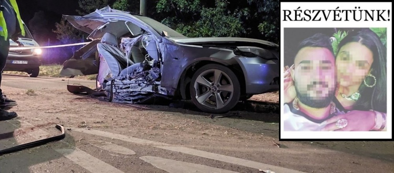 Halálos autóbaleset: Kiderült, mi okozta a tragédiát