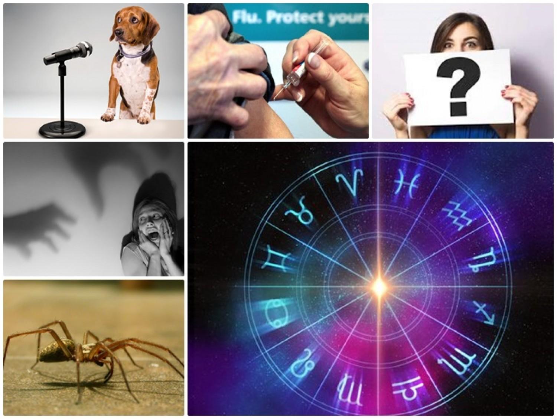 A horoszkópod alapján ez a titkolt félelmed