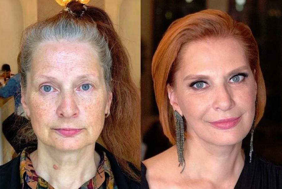 Hihetetlen változások - nézd meg, mennyit számít egy frizura és egy kis smink