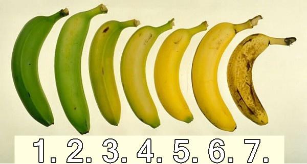 Melyik banánt választanád? Melyik egészséges, és melyik nem?