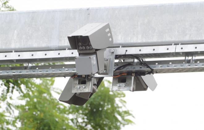 Így lát bennünket a fix telepítésű traffipax. (videóval!) 14,5 milliárdot költöttek rá. Már éles a rendszer!