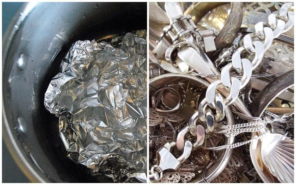 Így lesz újra ragyogó az ezüst láncod - egyszerű házipraktikával