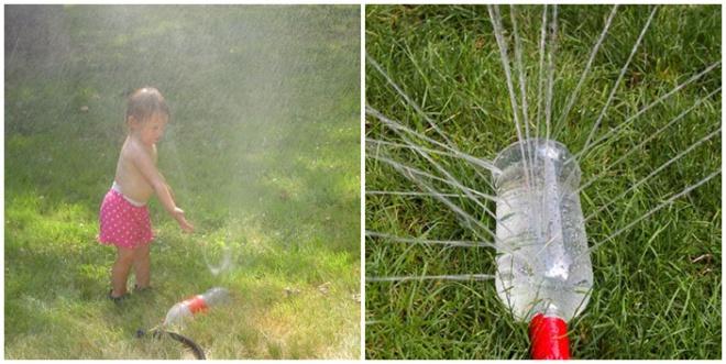 Készíts esőztető öntözőt egy üres palackból (+VIDEÓVAL!)