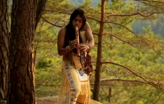 A legszebb indiánzene amit valaha hallottam