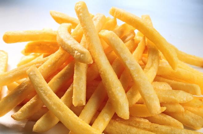 Hasábburgonya - ahogy a McDonald's-ban készítik! EZT KI KELL PRÓBÁLNI!