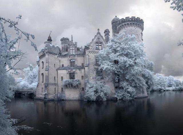 Legalább 80 éve lakatlan a romantikus kastély