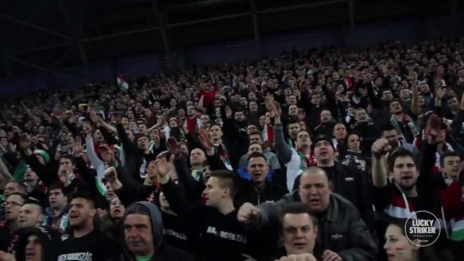 Az éjjel soha nem érhet véget - ZENG A STADIONOKBAN a magyar meccsek előtt.