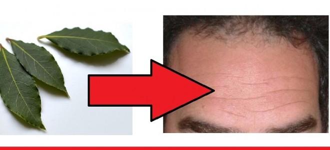 Ez történik, ha a homlokodra babérlevelet teszel! Elképesztő!