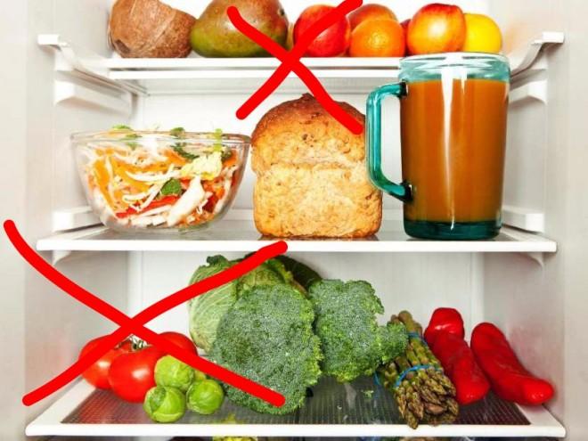 NE TEDD HŰTŐBE! Tudtad, hogy egy sor ételnek kifejezetten árt, ha hűtjük?