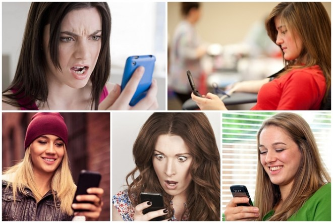 Öt nő ugyanazt az egyszerű üzenetet küldte el a férjének: SZERETLEK ÉDESEM!
