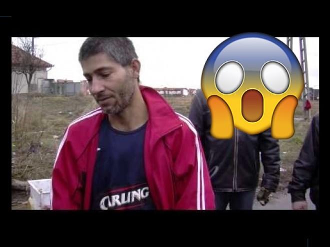 FELHÁBORÍTÓ! - A férfi, aki 170 ezer forintból él havonta, és 1 PERCET SEM dolgozik érte. + VIDEÓ