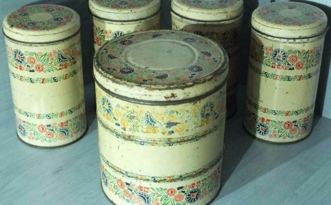 Emlékszel még az elnyűhetetlen lisztes és cukros dobozokra?