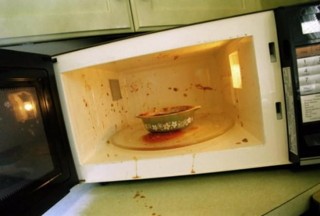 Nehogy betedd a mikróba!