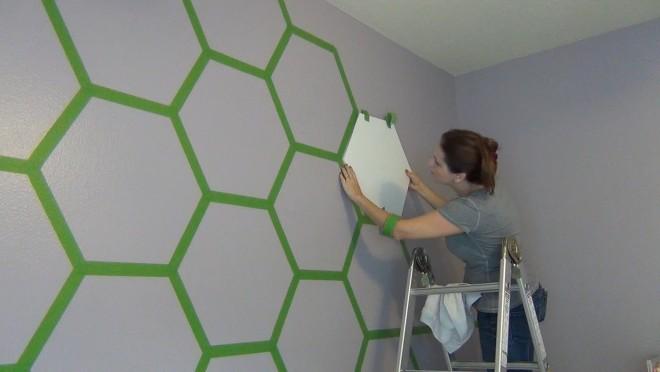 Egy kreatív lány ötletes szobaátalakítása! Ráadásul költségkímélő!
