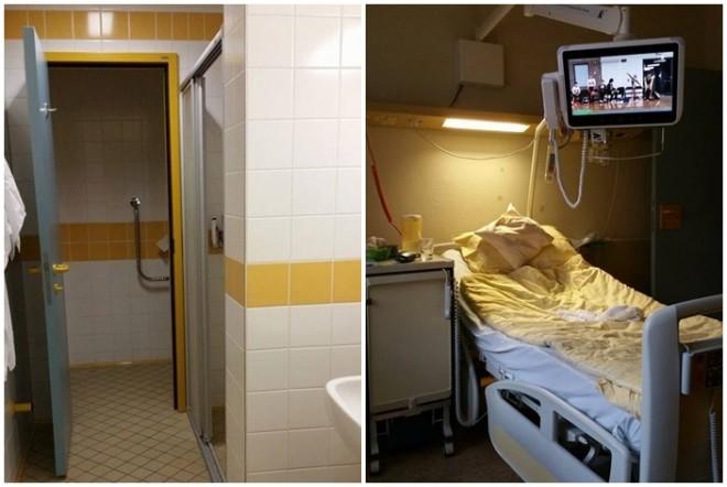 Televízió minden ágyhoz, 3 menüsorból választható ebéd - HOL VAGYUNK ETTŐL?