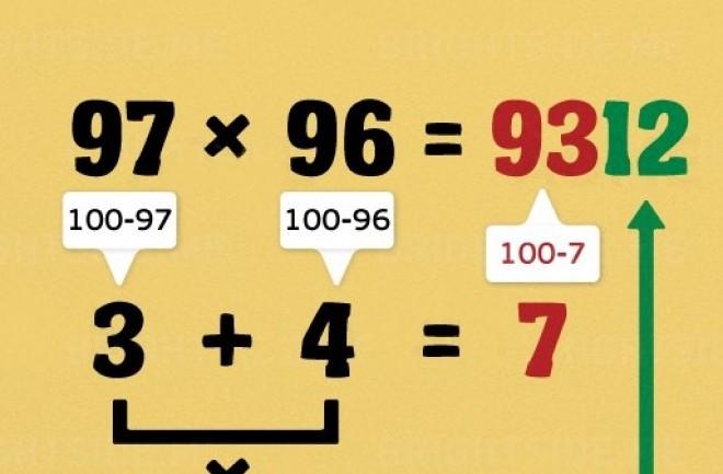 Megmutatjuk hogy kell kétjegyű számokat összeszorozni számológép nélkül!
