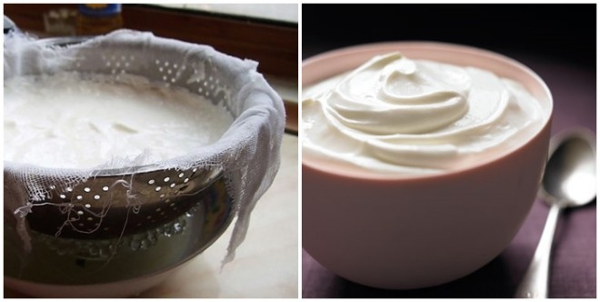 Így készíts lágy, krémes görög joghurtot házilag. Nagyon finom!