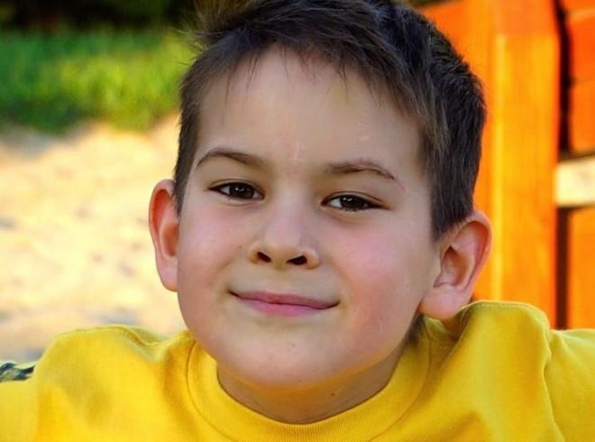 Egy csodálatos kisfiú emlékére