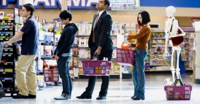 Hogy válaszd ki a leggyorsabb sort a szupermarketben? 3 DOLOGRA KELL FIGYELNI!