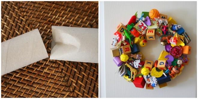 Tetszőleges koszorút készíthetsz, ha ebből a filléres anyagból rakod össze a koszorúalapot!