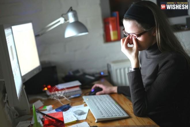 Gyengül a szemed, mert sokat használod a számítógépet! Félóránként ezt csináld meg!
