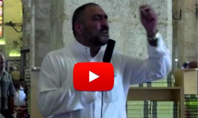 DÖBBENETES LELEPLEZŐ VIDEÓ – Ezt mondják a muzulmánok rólunk!!!