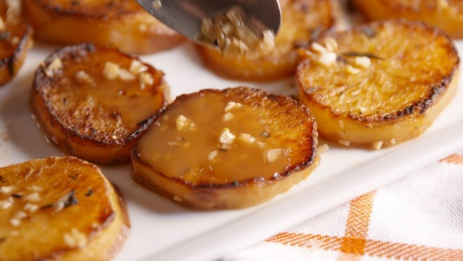 Kreatív konyha: ilyen a legfinomabb sült krumpli!