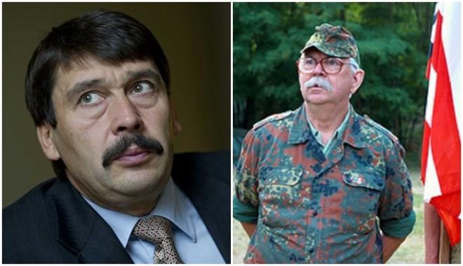A rendőrgyilkos Hungarista vezető valóban Áder János rokona?