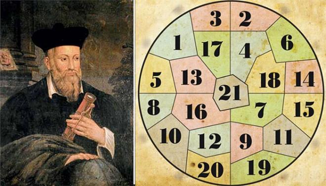 Nézd meg Nostradamus mágikus köre mit üzen neked