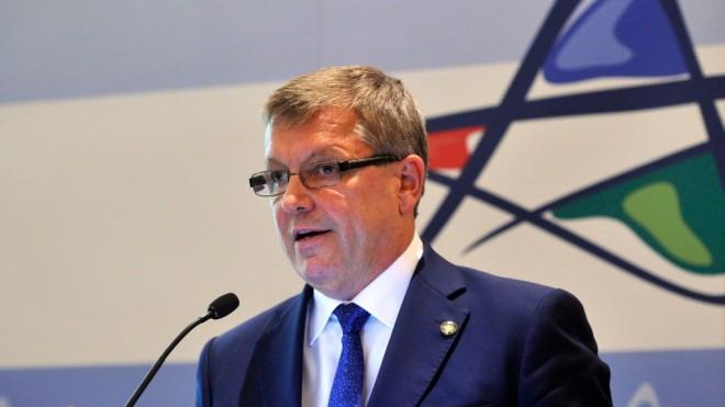 Matolcsy György az euró magyarországi bevezetéséről beszélt egy német lapnak!