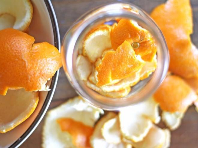 Készíts a narancs héjából univerzális tisztító és takarítószert!