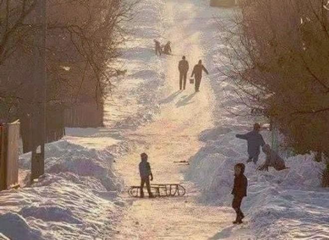 Emlékeztek még milyen volt az igazi tél?