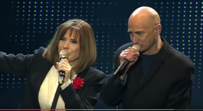 Csodálatos világ - Koncz Zsuzsa és Cipő feledhetetlen duettje