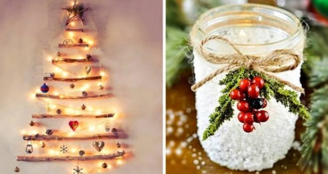 12 nagyszerű ötlet a karácsonyi dekorációhoz! A karácsony idei divatszíne kicsit merész!