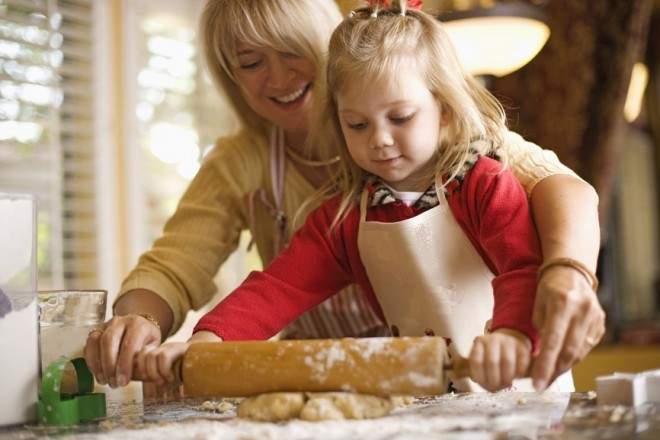 Levél Karácsonyra a nőnek, az anyának, a feleségnek, a háziasszonynak tehát NEKED!