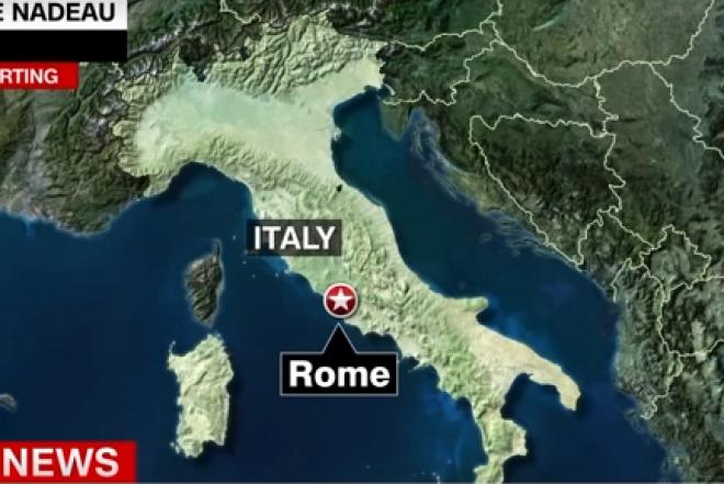 Rengett a föld Rómában! Evakuálták a lakosokat - magyarok is vannak a veszélyes zónában!