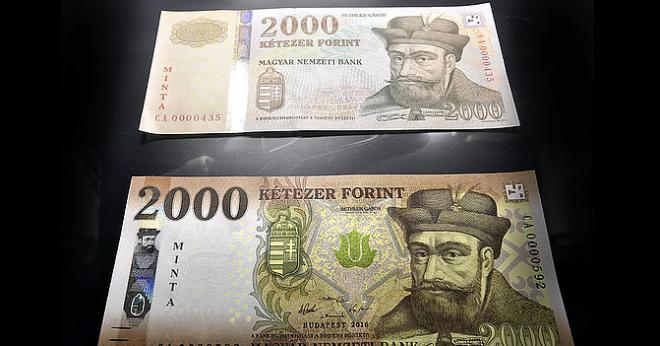 Hamarosan bevonják a régi 2000 és 5000 forintost! Nézd meg a csere fontos dátumait!